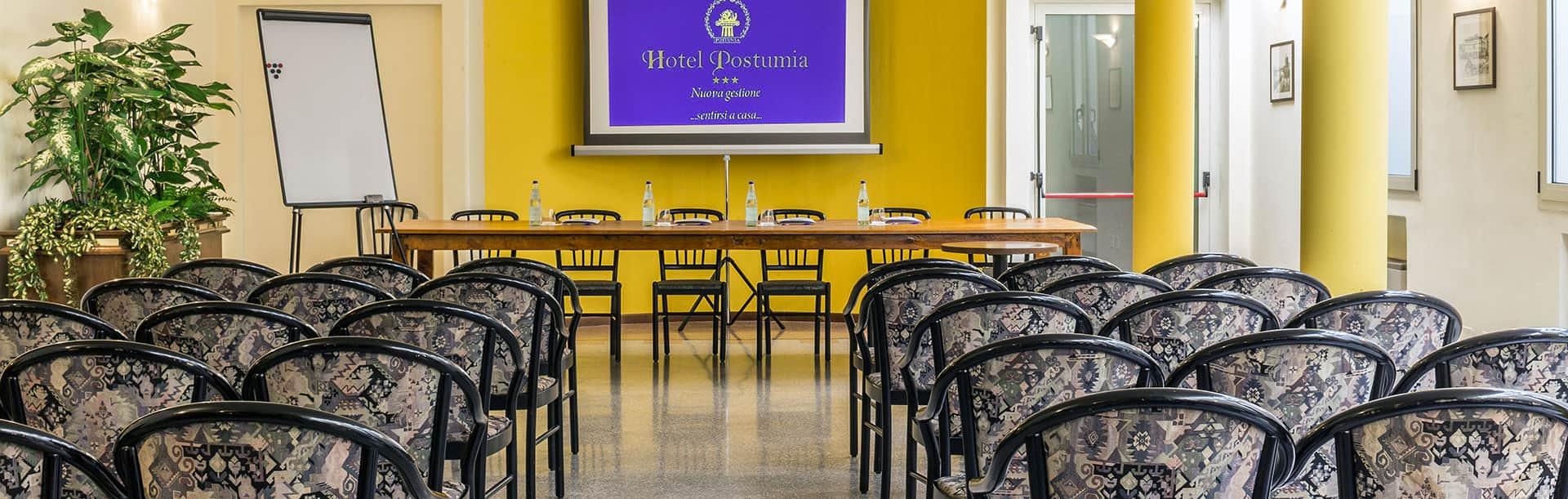 La nostra sala riunioni Colonna